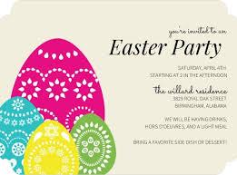30 easter invitation templates u2013 free sample example format