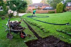 garden drainage solutions stockton green onion landscaping