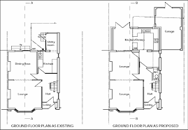 scale floor plan floor plans planning application guidance