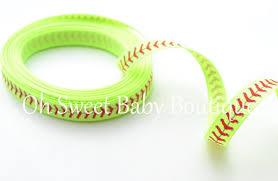 softball ribbon 38 softball ribbon