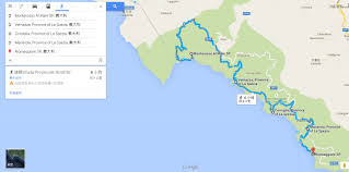 Map Of Cinque Terre Hung Up On The Footprints In Cinque Terre Italy U2013 Travel Inspiration