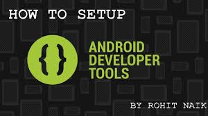 developer android how to setup android developer tools adt bundle eclipse and