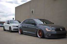 volkswagen jetta stance my bagged jetta sport and a stock jetta sport interesting