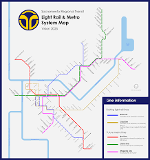 Sea Airport Map Seattle Light Rail Map Seattle Express Bus Rail And Light Rail