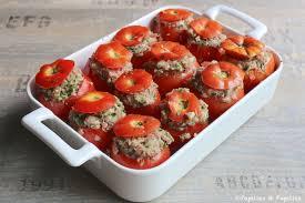 cuisine tomate la recette de tomates farcies