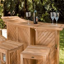 Outdoor Wood Sectional Furniture Plans by Portable And Sectional Patio Bar Furniture Light Outdoor Home Bar