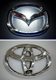 mazda corp toyota mazda plan 1 6 billion u s plant to partner in electric