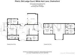 hart house floor plan 4 bedroom detached for sale in chelmsford