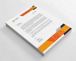 Create A Business Letterhead Free by Corporate Business Letterhead Design Stationery Sample Free 2