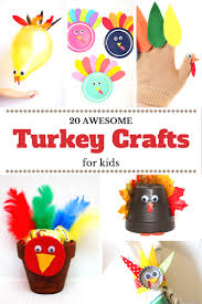 20 of the best turkey crafts for kids mod podge rocks