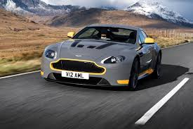 sports cars 2017 2017 aston martin v12 vantage s dogleg first test review