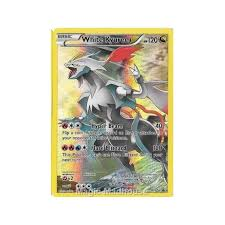 white kyurem x y promo xy081 white kyurem from magic madhouse uk