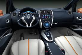 nissan note interior nissan invitation concept photos and details