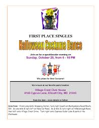save the date halloween party blog u2013 first place singles