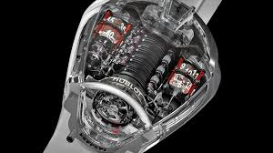 gold ferrari laferrari deconstructed watch hublot mp 05 la ferrari sapphire