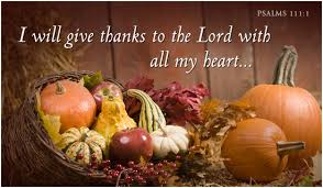 walk by faith giving thanks on thanksgiving day