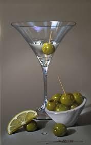 martini olive art sutcliffe contemporary art still life u2013 sold
