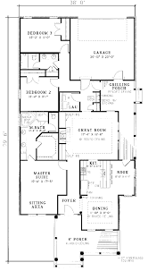 trammelli cottage home plan 055d 0051 house plans and more ranch house plan first floor 055d 0051 house plans and more