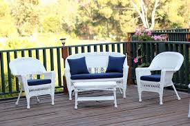 kontiki conversation sets wicker chat sets white wicker 4 piece