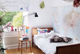 bedroom children room design built in kids beds girls white bed