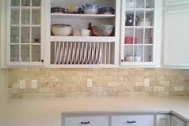 Natural Stone Tile Backsplash  Decor Trends  How To Install - Backsplash stone tile
