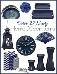 home decor accent pieces 27 fun navy home decor pieces 3 boys and a dog