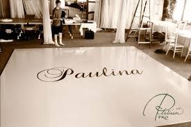 custom high gloss white floor with brown design custom