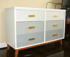 projects ombre drawer dresser diy ellis u0026 page