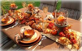 85 expensive to inexpensive thanksgiving table decoration ideas for