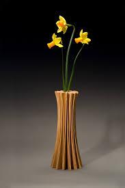 single stem vases solid wood handcrafted vases u0026 bookends seth rolland