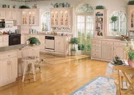 Country Kitchen Designs Layouts Pickled Hickory Kitchen Cabinets Wellborn Cabinets Inc
