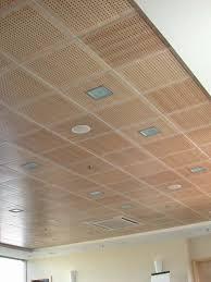 plafond suspendu fibre de bois isolation id礬es