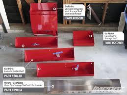 Large Storage Shelves by Garage Shelf Storage Import Tuner Magazine