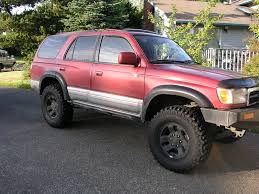 toyota tacoma 285 75r16 285 75 r16 bfg mt s on a 96 4runner yotatech forums