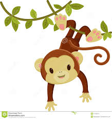 clipart monkey free collection