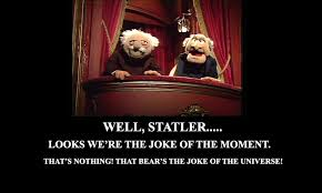 Waldorf And Statler Meme - the muppet show statler and waldorf by aspiringtobelikehe on