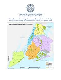 Brooklyn Community Board Map Join Your Community Board New York City Council Member Ben Kallos