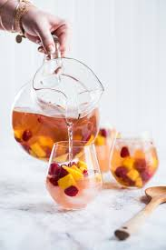 thanksgiving sangria recipe sparkling summer solstice sangria the sweetest occasion