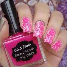 4 99 15ml born pretty nail art stamping polish white nail polish