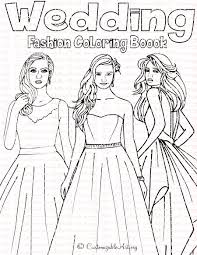 wedding coloring book bride coloring book wedding coloring
