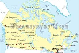 detailed map of usa and canada map of canada and us map travel holidaymapqcom map of usa