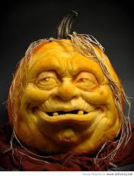 amazing halloween pumpkin art 2013