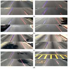 Visible Light Examples Sensors Free Full Text Road Lane Detection By Discriminating