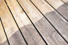 How To Color Wash Wood - how to power wash a wood deck