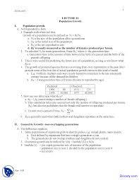 geometric growth equation ecology jennarocca