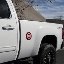 silverado sierra billet locking fuel doors victory red paint