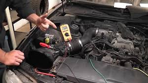 how to test an igniter on a toyota lexus youtube
