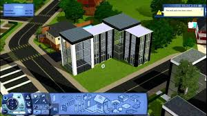 Home Design Career Sims 3 Modern Building On 20x30 The Sims 3 Youtube