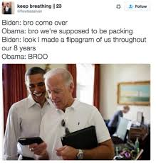 Bromance Memes - joe biden loves all these obama bromance memes but one is his