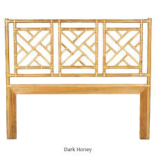 Chinese Chippendale Bench Chinese Chippendale Headboard Custom David Francis B4030